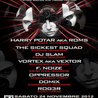 F. Noize @ input - 24 - 11 - 2012