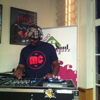 20120527 DJ-set Rahaan at Wicked Jazz Sounds' 10th Anniversary on Radio 6