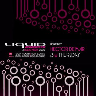 Hector De Mar - Liquid Moments 070 [Jul 16, 2015] on DI.FM, Pure.FM & InsomniaFM.com