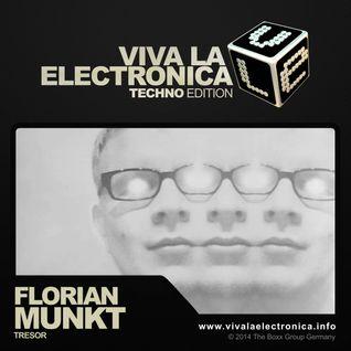 Viva la Electronica Techno Edition pres Florian Munkt