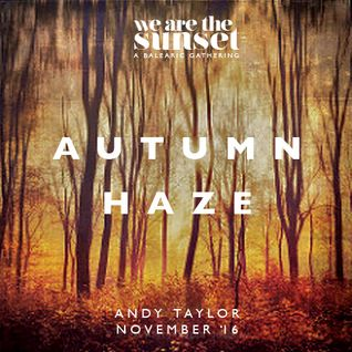 Autumn Haze - Andy Taylor / We Are The Sunset  Nov '16