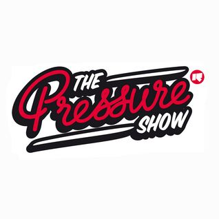 The Pressure Show #32 - Rinse Fm - 18.10.14