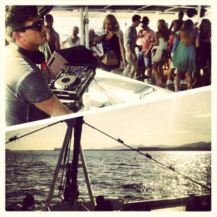 JUST BE (BUSHWACKA!) / Live on the 5* Catamaran in co-op with Carl Cox / 23.07.2013 / Ibiza Sonica