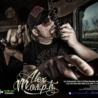 Alex M.O.R.P.H. Megamix 2013 - DevKit Night Promo Set Mixed by Phonex