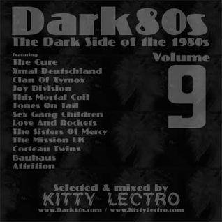 Kitty Lectro - Dark 80s Volume 9