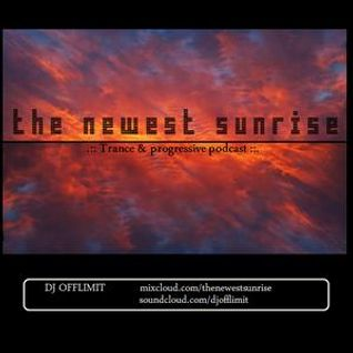 THE NEWEST SUNRISE 15 - BONUS MIX !