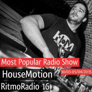 Housemotion - RitmoRadio 16