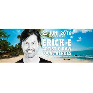Danny Mendez - Happiness the 2nd Mixtape Beachclub Peuki 2016