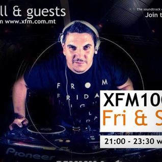 Mykill's weekend pre party on XFM100.2 full show Friday 1st January 2016