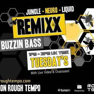 Remixx on Rough Tempo - DnB / Jungle Mix. ( 29/3/16 )