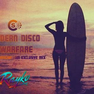 "Modern Disco Warfare - Rayko Mix for ""Clubbing Shanghai"" Website"