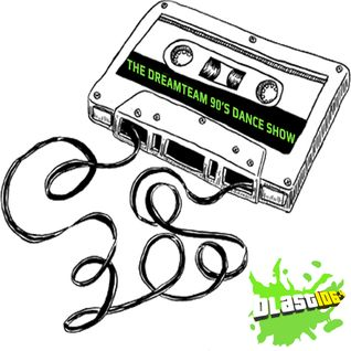 Jamie B's DreamTeam 90s Dance Show Sunday 3rd May 2015 (Special Guest Mix By DJ Mashy)