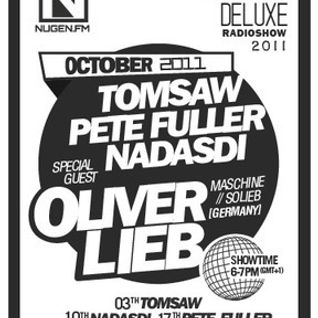Oliver Lieb Guestmix for NUGENFM October 24th 2011
