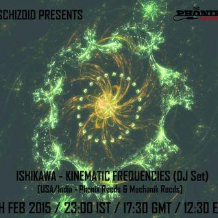 Ishikawa - Kinematic Frequencies [Feb 2015 Radio Schizoid]