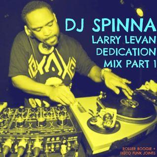 SOUL OF SYDNEY 232: Larry Levan Dedication Mix - DJ Spinna (NYC)