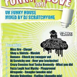 funky love 2011 - uk funky & soulful house mix