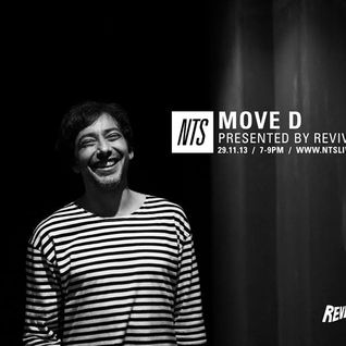Move D and ReviveHer Records - 29th November 2013