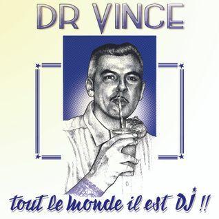"""Mix single  """"Tout le Monde il est Dj"""" Vocal+ Dub/Docteur Vince"""