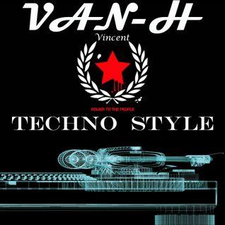 Techno Style Generetion