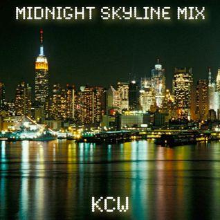 Midnight Skyline - March 2014 Mix