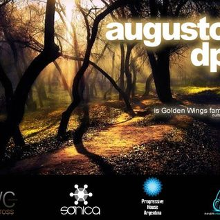 Glossy Darkness (Augusto Dp @ Golden Wings) RADIO SHOW