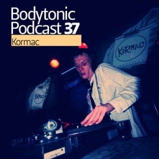 Bodytonic Podcast 037 : Kormac
