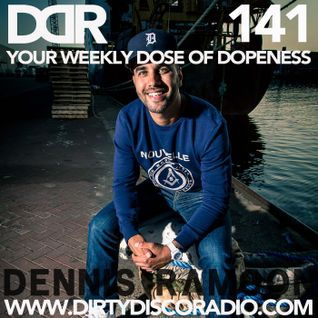 Dirty Disco Radio 141, Hosted by Kono Vidovic - Guestmix By Dennis Ramoon.