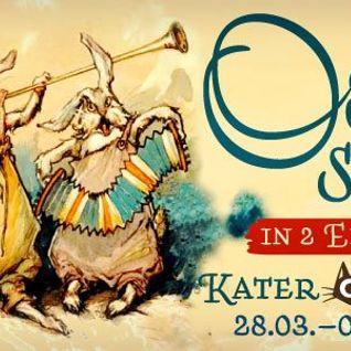 Just Be (Bushwacka!) - Live at Ostersause die I.1, KaterHolzig, Berlin (28-03-2013)