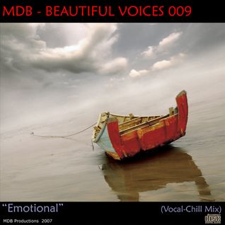 MDB - BEAUTIFUL VOICES 009 (EMOTIONAL VOCAL-CHILL)