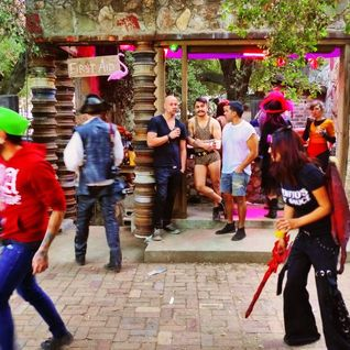 Loomer @ Dustination: Zorthian Ranch - Halloween 2011 Pt. 1