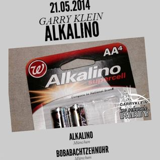 Alkalino DJ Set @ Harry Garry Klein night 21.05.14
