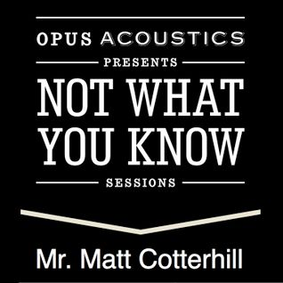 NWYK - Mr. Matt Cotterhill