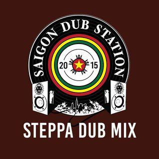 Saigon Dub Station - Steppa Dub Summer Mix 2015 - Live recorded at the Dub Station Studio