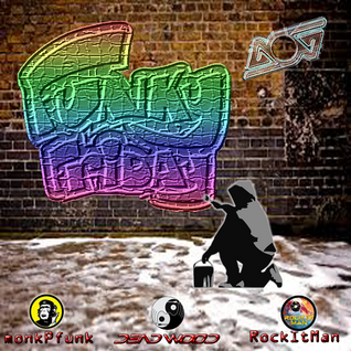 AMBASSADORS OF GROOVE - FUNKY FRIDAY Live Broadcast Mixed By MonkPfunk, RockItMan and Dead Wood.
