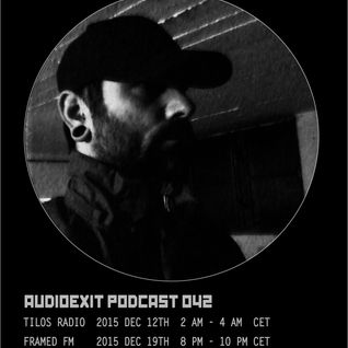 Audioexit Podcast042 - Noisesculptor