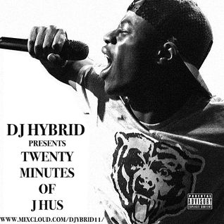 The J Hus Mix - DJ Hybrid