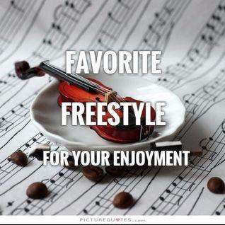 Favorite Freestyle 4 - DJ Carlos C4 Ramos
