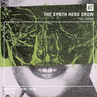 The Synth Hero Show w/ Giancarlo Drago (The Tapes) - 30th May 2016