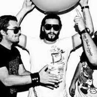 Swedish House Mafia - Journee Speciale - 18.12.2012