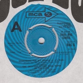 Nick Marshall UK Soul 45s: The MCA Soul Bag label