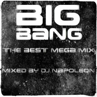 BIGBANG THE BEST MEGA MIX Vol.1