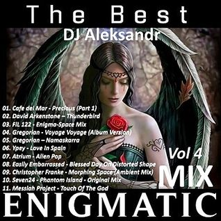 DJ Aleksаndr - Enigmatic Hits (Relax  mix 2016  Vol 4)