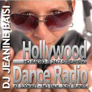 Rhythm Drums Freedom Sessions on Hollywood Dance Radio Mixshow 7292016