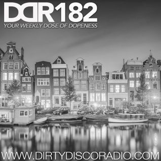 Dirty Disco Radio 182 – Curated, Mixed & Hosted by Kono Vidovic