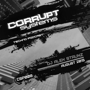 Dj Alex Strunz aka Vector Commander @ CORRUPT SYSTEMS PODCAST 2015