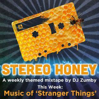 Stereo Honey:  The Music Of Stranger Things
