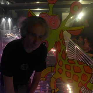 bliepertronic chill dj set NYE - Psychedelic Space Traveller zwanenburg 31-12-15