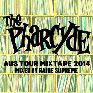 THE PHARCYDE AUS TOUR MIX 2014