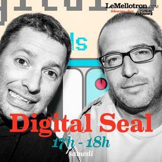 Digital Seal • Les Cochons Flingueurs 2016 • LeMellotron.com