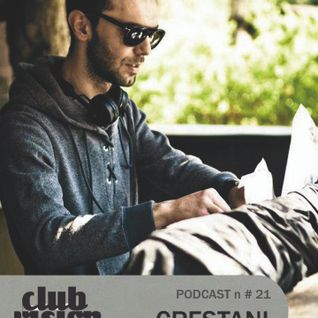 Club Vision#21 - Andrea Crestani ( This is Not - Varese)